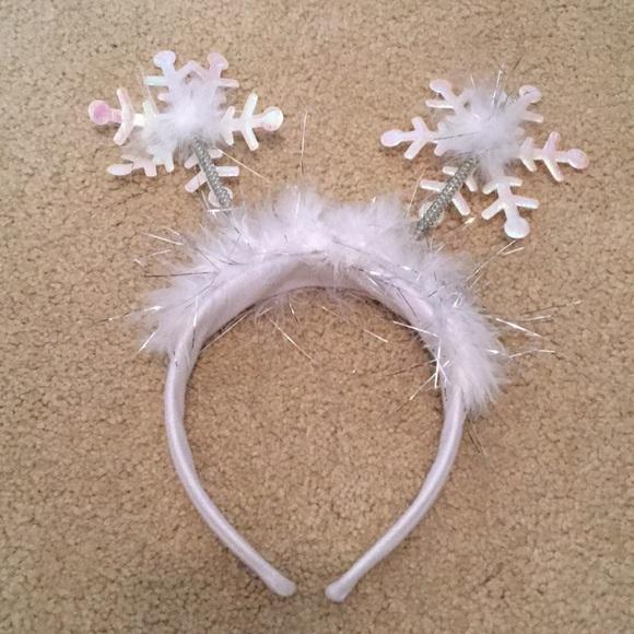 Accessories - Light-up Snowflake headband 58f64c59b9e